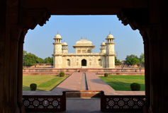Itmad Ud Daula, Agra Royalty Free Stock Images