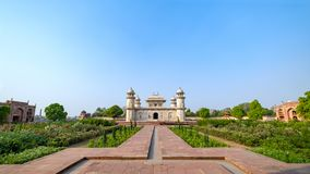 Itmad-ud-Daula, also know as Baby Taj. stock images