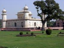 Itmad-ud-daula's mousoleum Royalty Free Stock Image