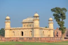Itmad-ud-Daula's Tomb Stock Photo
