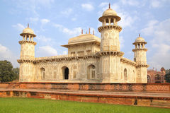 Itmad-ud-Daula's Tomb. Agra, India royalty free stock image