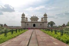 Itmad-ud-Daula, también conocido como el bebé Taj imagen de archivo libre de regalías