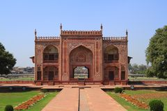 Itmad-ud-Daulah Royalty Free Stock Photography