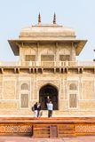 Itmad-Ud-Daulah Mausoleum Royalty Free Stock Images