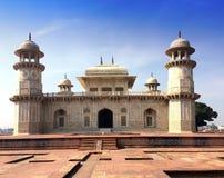 Itmad-Ud-Daulah's Tomb (Baby Taj) at Agra, Uttar Pradesh, Royalty Free Stock Image