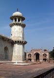 Itmad-Ud-Daulah's Tomb (Baby Taj) at Agra, Uttar Pradesh, India Stock Photos