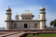 Itmad-Ud-Daulah's Tomb (Baby Taj) at Agra, Uttar Pradesh, India Royalty Free Stock Photos