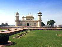 Itmad-Ud-Daulah's Tomb (Baby Taj) at Agra, Uttar Pradesh, India Royalty Free Stock Photography