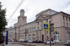 ITMO University University of Information Technologies, Mechanics and Optics. SAINT-PETERSBURG, RUSSIA - JUNE 22, 2018 - ITMO University University of Stock Photos