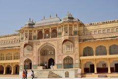 shees mahak amer fort Royalty Free Stock Image