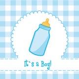 Its a boy Stock Image