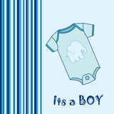Its a Boy! Royalty Free Stock Photos