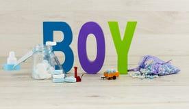 Its a boy Royalty Free Stock Photos