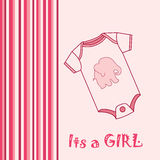 Its a Girl! Stock Image