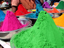 Its Holi Stock Photo
