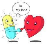 Its my job Stock Photo