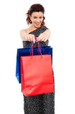 Its shopping time Royalty Free Stock Photo