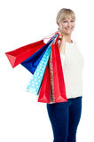 Its shopping time Royalty Free Stock Photos