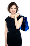 Its shopping time. Lets have some fun. Stock Photography
