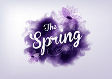 Its Spring Time Royalty Free Stock Photo