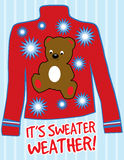 Its Sweater Weather Stock Images