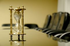 Its time for business meeting. Its time for business concept Stock Photo