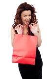 Its time to go shopping Royalty Free Stock Images
