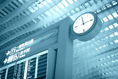 Its time to travel! Go to gate. Stock Photography
