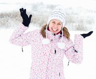 Its Winter! Royalty Free Stock Images
