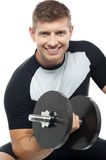 Its workout time Stock Photos