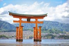 Itsukushima 免版税库存图片