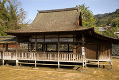 Itsukushima Shrine, Miyajima, Japan Royalty Free Stock Image