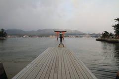 Itsukushima Shrine Stock Images