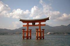 Itsukushima Shrine, Miyajima, Japan Stock Photography