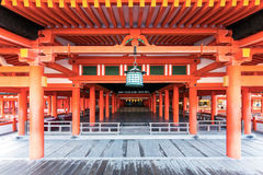 Itsukushima Shrine Stock Images