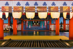 Itsukushima Shrine Royalty Free Stock Images