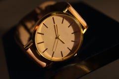 Itt będzie trzy o ` zegarem Fotografia Royalty Free