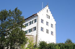 Ittendorf城堡 免版税库存照片