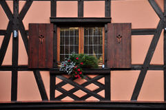 Itterswiller, Alsace, France Stock Images