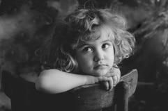Ittle girl Stock Photos