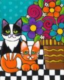 Itty Bitty Kitties Stock Photo