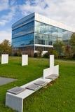 ITU大厦,联合国在日内瓦,瑞士 库存图片