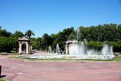 Iturriza Doña Casilda Park Royalty Free Stock Image