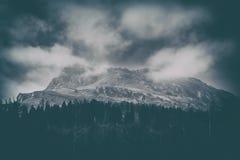 Itxina góra w Gorbea Zdjęcia Stock