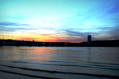 Ity παραλία Ð ¡ Στοκ Εικόνες
