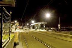 ¡ ITY, UTAH di SALT LAKE Ð, degli Stati Uniti 27 febbraio 2015: Trasporto pubblico Immagini Stock Libere da Diritti