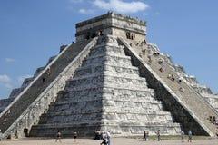 Itza de Chichen, México fotos de stock royalty free