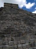 Itza van Chichen Stock Afbeeldingen