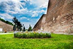 Iulia Festung alba Lizenzfreies Stockfoto