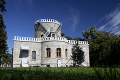 Iulia Hasdeu palace Royalty Free Stock Photo